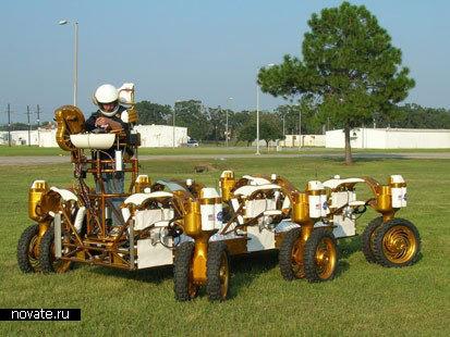 Лунная колесница НАСА