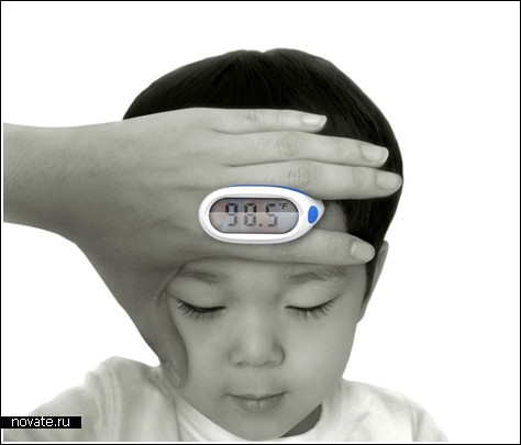 Еще один градусник для детей