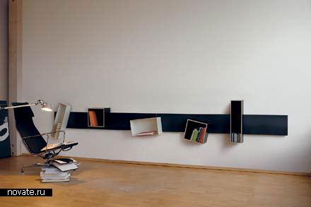 «Магнитная полка» от Nils Holger Moormann