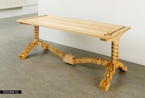 Стол Marbelous от Tineke Beunder