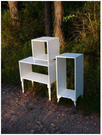 Книжные полки от «Damaris and Marc design»