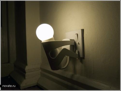 """Лампа """"Мученик"""""""
