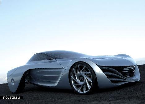 Концепт-кар «Taiki» от Mazda
