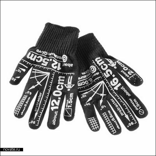 Измерительные перчатки