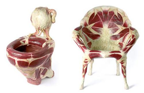предметы быта от Simone Racheli