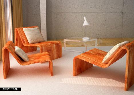 Кресла-матрешки