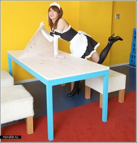 Стол для многоразового использования