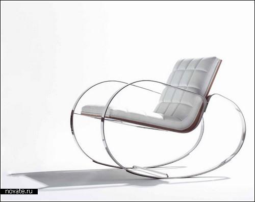 Кресло-качалка Opulent Items