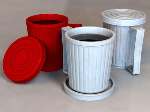 чашки от Larry Lopez Diaz