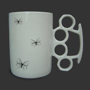 «Чашка с бабочками» от Thabto