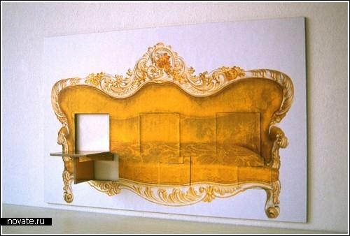 Мебель в стенке