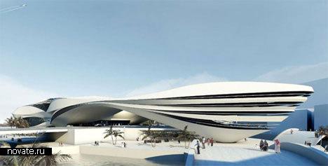 Музей современного искусства Ближнего Востока в Дубае