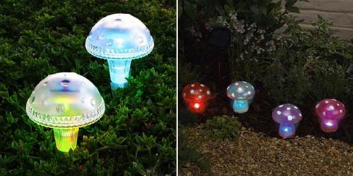 предметы быта в виде грибов