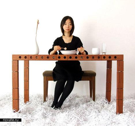 Музыкальный стол от Fumiaki Goto