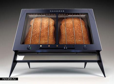 Тостер Nahamer T450 от Rob Penny