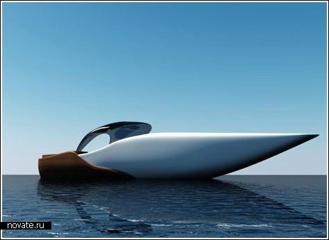 Яхта «Nav»