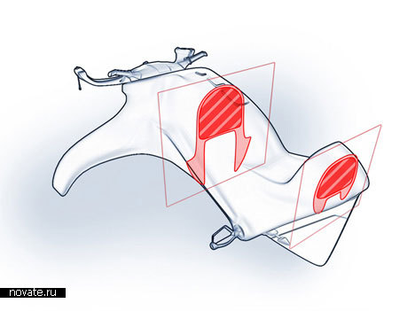 Кайтинг на водном мотоцикле