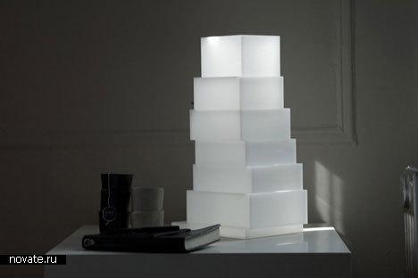 «Новая лампа» от Sherwood Forlee