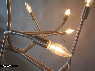 Светильники «NewGrowth» от компании CPlighting