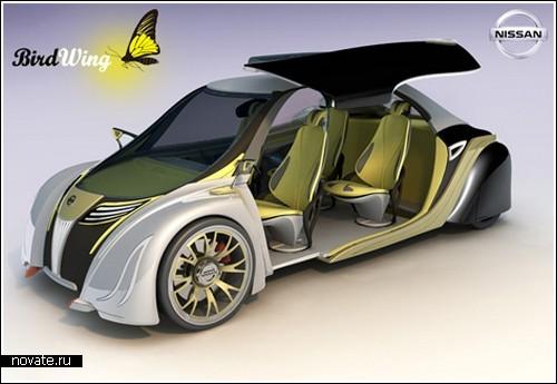 Автомобиль «Птичье крыло»