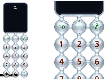 «Молекулярный» телефон из…кислорода