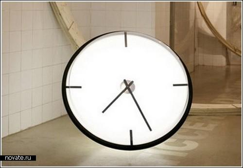Ну, просто очень большие часы