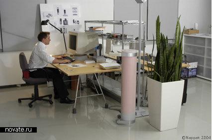 Кровать для офиса от Nappak