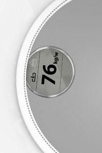Весы из электронной бумаги