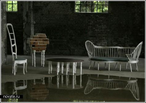 Коллекция мебели «Прошлые воспоминания»