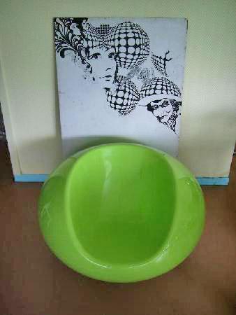 Стул Pastil chair от Eero Aarnio