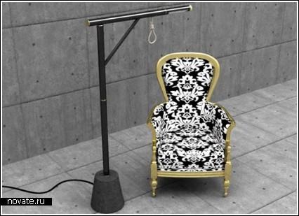 Лампа-виселица
