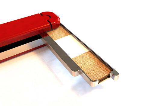 Как сделать нож в майнкрафт