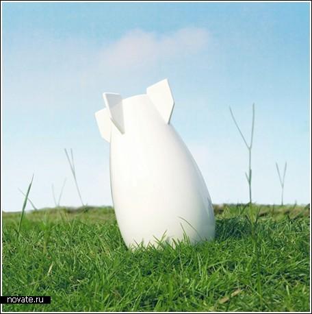 Опасная ваза от Owen & Cloud
