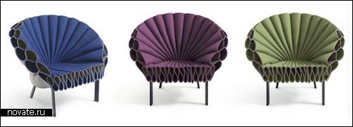 «Павлиний» стул
