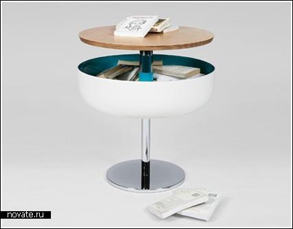 Вместительный стол «Пеликан»