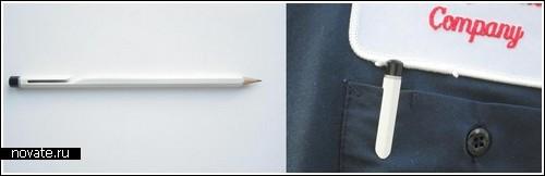 Карандаш-ручка от дизайнера Alexander Hulme
