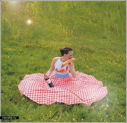 Платье, которое не жалко испачкать