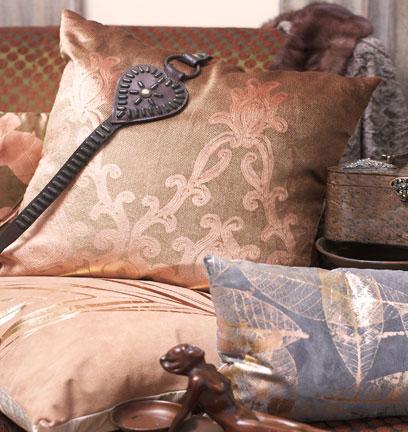 Подушки от Aviva Stanoff