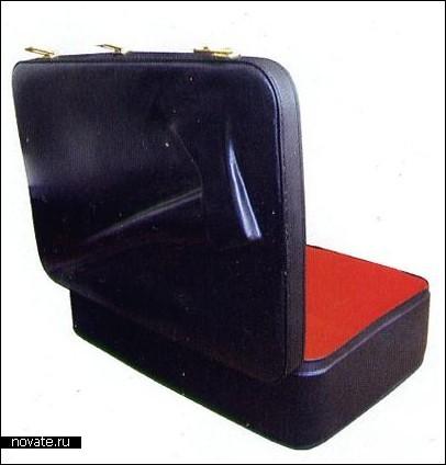 Подозрительный чемодан