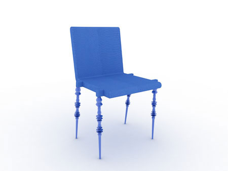 «Пиратские стулья» от Kjellgren Kaminsky Architecture