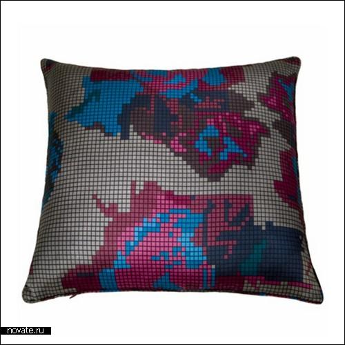 Пиксельные подушки