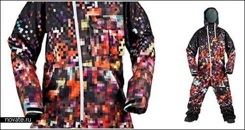Пиксельный комбинезон