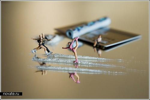 Серия работ «Plastic Life» от Vincent Bousserez