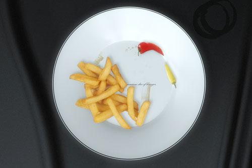 тарелки от Rafael Morgan