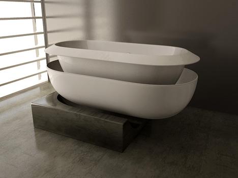 ванна от Hugh Thomas