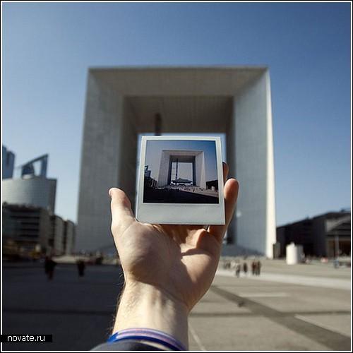 Оптические иллюзии, часть вторая – фотограф Andy Bloxham