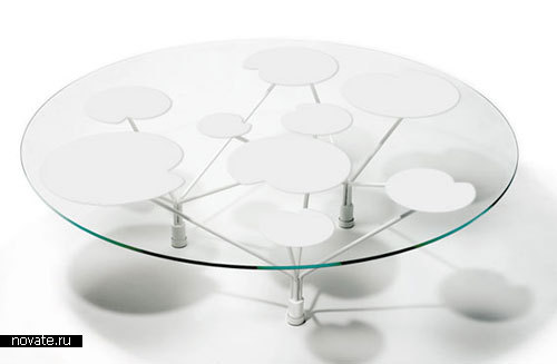 Стол «Кувшинка» от Wis Design