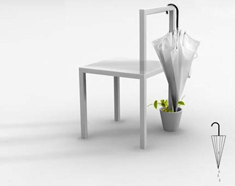 стул от Zhuo Wang