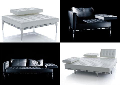 мебель от Philippe Starck
