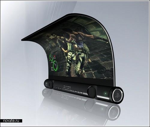 Концепт PSP-2